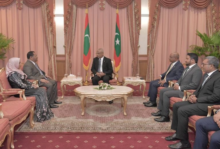 President appointed two ambassador