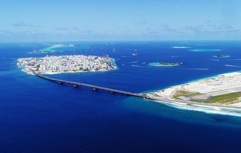 China-Maldives Friendship Bridge inaugurated in...